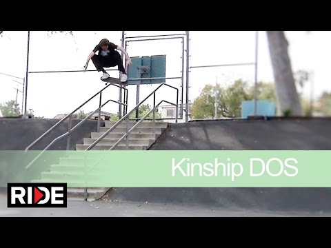 Kinship Dos - Full Video on RIDE