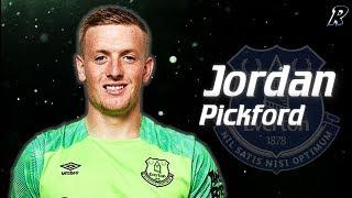 Jordan Pickford 2017/18 Amazing Saves - FC everton & England