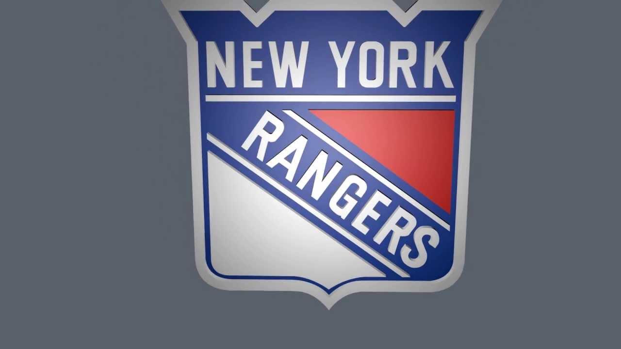 New York Rangers 3d Logo Youtube