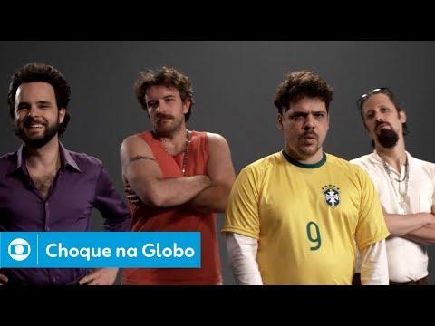 CHOQUE NA GLOBO 2: Uma Noite no Museu 3 e o macaco do Latino