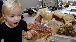 Video 🦃 OUR FIRST TIME HOSTING THE THANKSGIVING FAMILY FEAST 🥧 download MP3, 3GP, MP4, WEBM, AVI, FLV November 2017