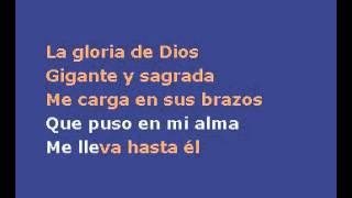 Ricardo Montaner Feat  Evaluna Montaner   La Gloria De Dios Karaoke Demo