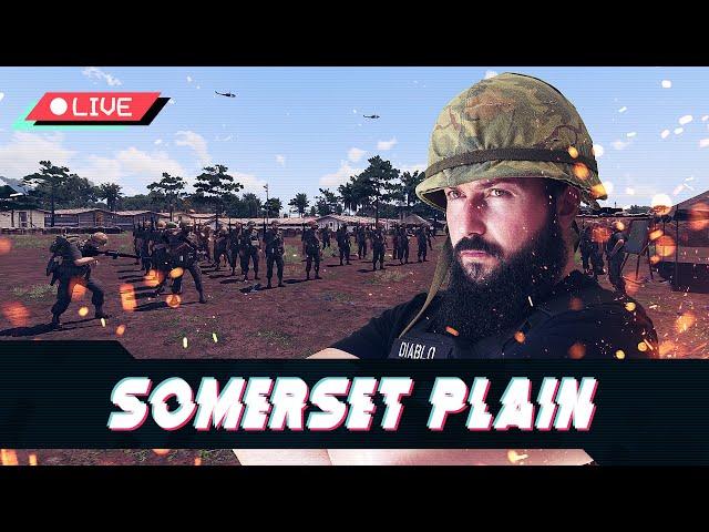 Operación Conjunta: SOMERSET PLAIN - 101st AIRBORNE - Squad ALPHA, 11th MEU, Grupo Armados, 12 BDI