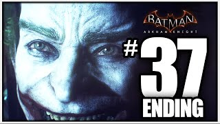 Batman Arkham Knight Walkthrough Part 37 - ENDING! - [Arkham Knight Gameplay 1080p PS4]