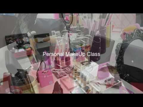 Personal MakeUp Class by Deelz