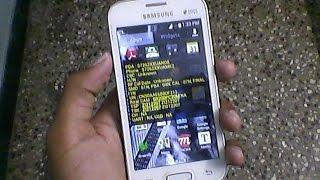 Install IMEI on Samsung Galaxy star pro (update device info fix)
