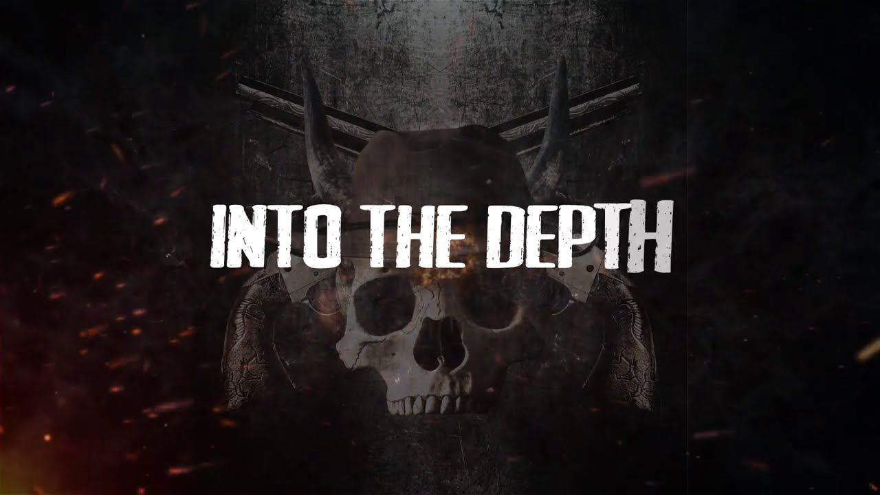 "Honorable Death Cowboys ""Into The Depth"" official lyric video"