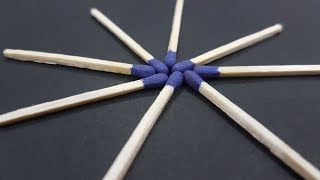 3 MATCHSTICK PUZZLES THAT WILL BLOW YOUR MIND IN 90 SECONDS