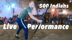 Indian Martial Arts Performances | Lathi, Karate, Boxing, Macebell Training