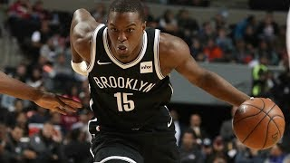 Isaiah Whitehead shows off the vision for the slick assist