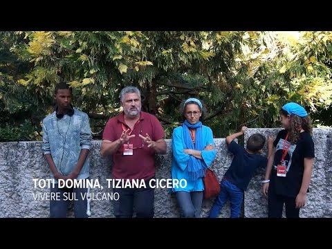 FFDL 2015 Interview#6 Toti Domina Tiziana Cicero Vivere sul vulcano