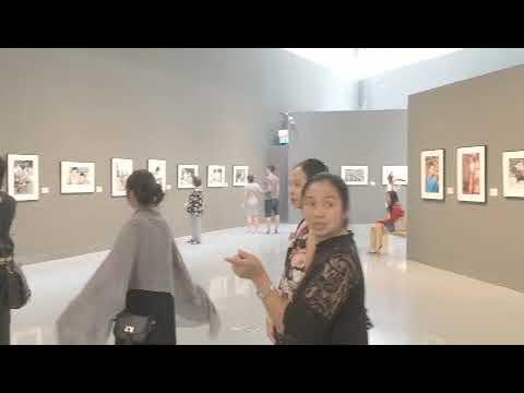 Bangkok Art & Culture Centre tour 2017