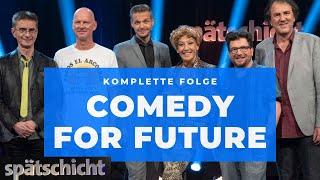 Spätschicht vom 20.09.2019 mit Florian, Mathias, Rüdiger, Sissi, Hennes und Stefan