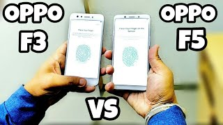 Oppo F5 Vs Oppo F3 Comparison Test By Technology Master
