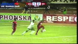 Video Full match AFF U19 2013  Indonesia vs Myanmar  (2-1)   12 Sept 2013 download MP3, 3GP, MP4, WEBM, AVI, FLV Agustus 2018