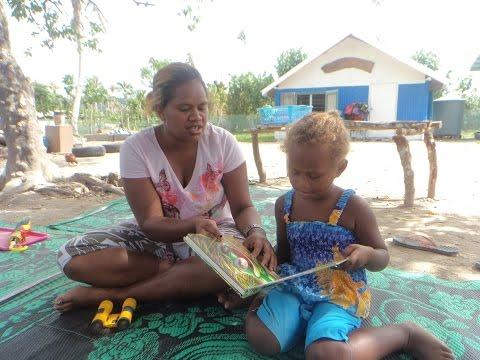 Vanuatu Preschool Project 2015