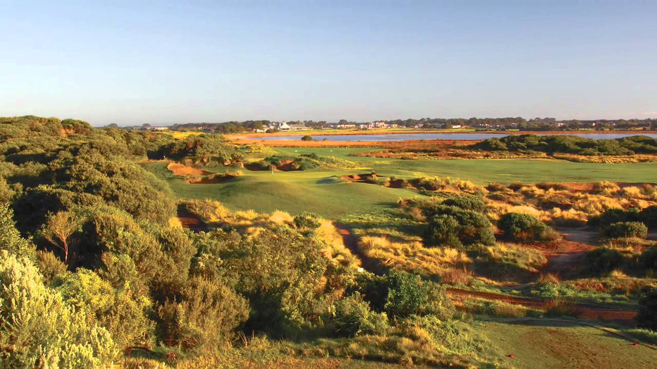 Th Beach Golf Links Beach Course Presentation Mov