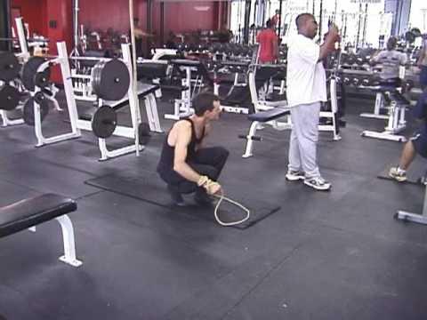 workout gym abs basic