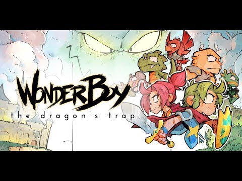 Wonder Boy: The Dragon's Trap (Part 1) Live Stream with Mike Matei