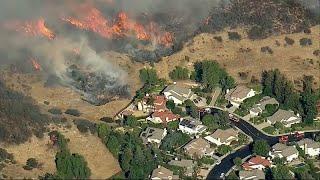 Még nem sikerült megfékezni a lángokat Kaliforniában