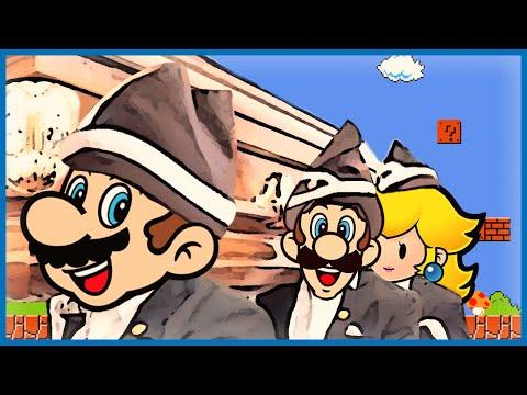 Super Mario Bros - Coffin Dance Song (COVER)