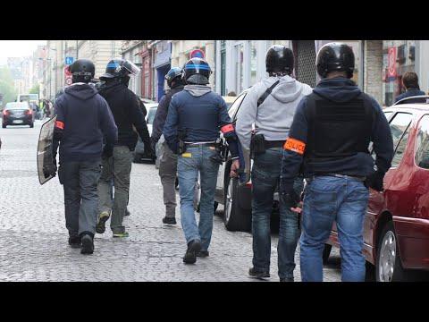 Police nationale- au cœur de la bac de Rennes