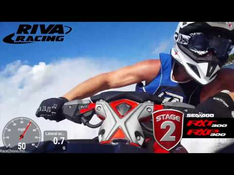 RIVA Sea-Doo RXP/RXT 300 Stage 2 Kit...