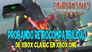 Vídeo Crimson Skies: High Road to Revenge