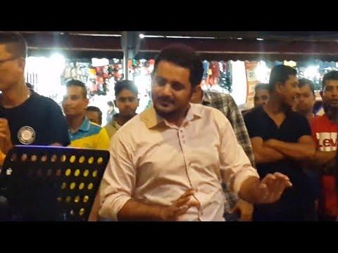 lagu hindi & tamil best dr nazri feat Retmelo buskers,abg india macam hero tamil menari sakan