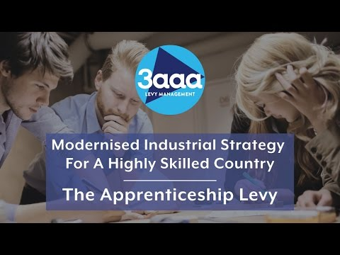 Modernised Industrial Strategy For A Highly Skilled Country