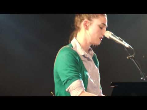 Sara Bareilles Live and Intimate- Gravity  1/27/11