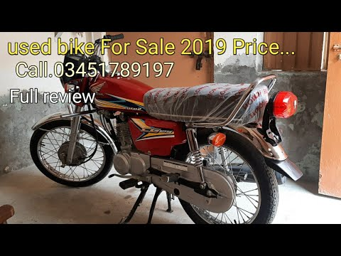 CG 125 for Sale || Used Honda 125 / 125 Bike For Sale ...