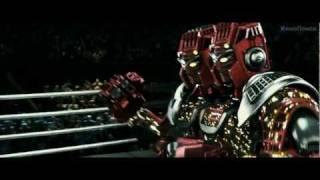Живая Сталь / Real Steel - Трейлер [русский] 2011