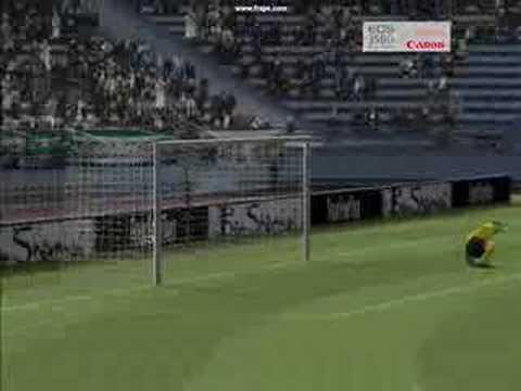 Goal Goal Goal By - Marcus Fizer!