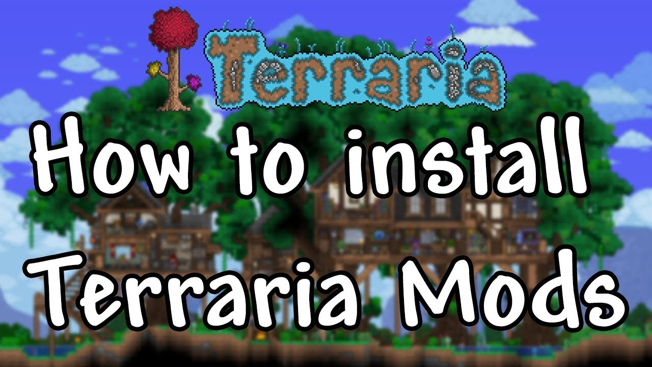 How to install Mods | TModLoader for Terraria 1 3 5