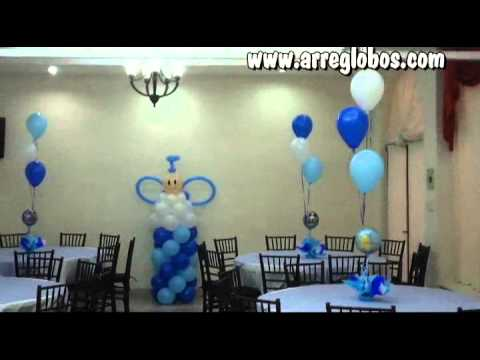 baby shower para niño - YouTube