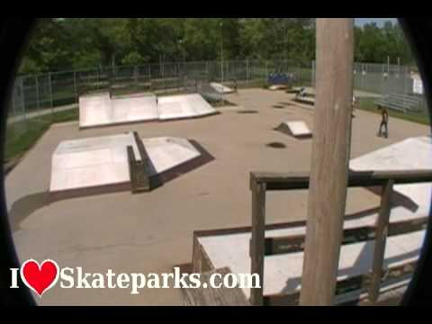 iloveskateparks.com Tour - Parmalee Skate Park - Lambertville, MI
