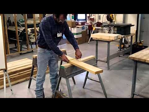 how to cut rafters with a speed square