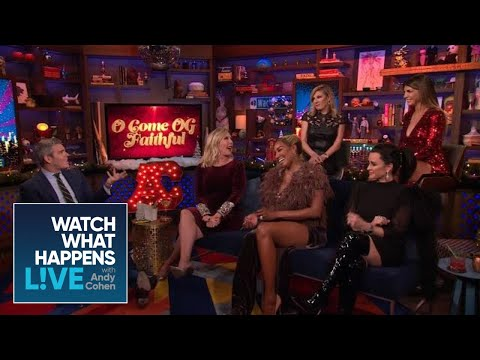 Ramona Singer And Kyle Richards' Biggest Housewives Thorn | WWHL