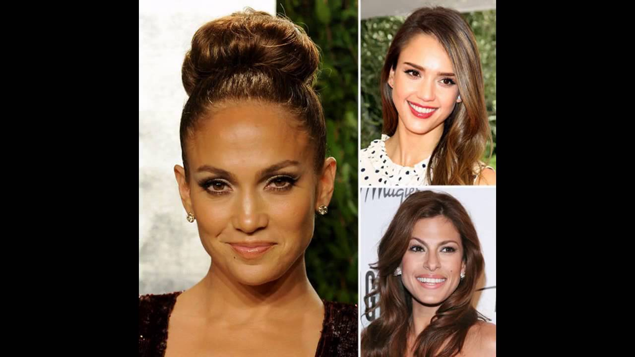 Latina Hair Color Ideas Style Youtube