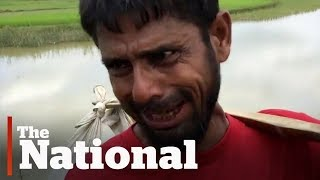 Скачать Rohingya Muslims Fleeing Myanmar Describe Military S Violence And Killings