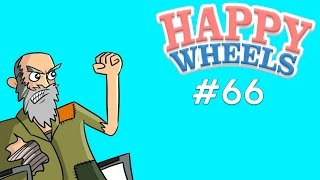 Happy Wheels Part 66 - I GOT ATTACKED