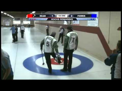 CookstownCash Curling: Semifinals - Mark Kean vs Pat Ferris
