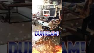 NBA Dunk Cam Instagram Stories AR Filter