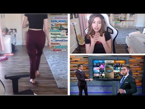 Pokimane Admits That She's Myth's GF | Dash Makes Fun Of Sjokz | Thic Poki | Funny lol Moments #47