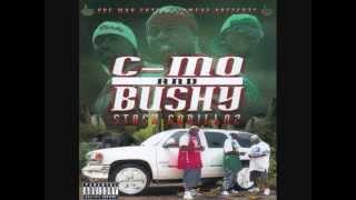 C-Mo, Bushy & Bo-Leg - Stash Gorillaz