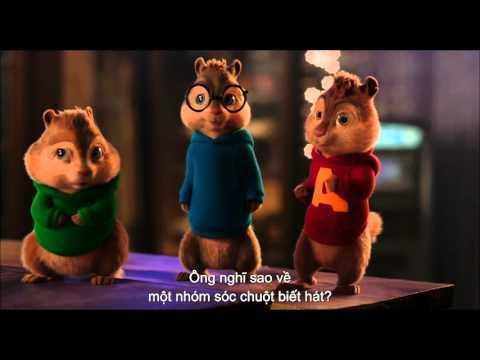 """ALVIN & THE CHIPMUNKS: SÓC CHUỘT DU HÍ - """"Quẩy cùng Alvin"""""""