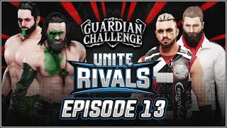 WWE 2K19 - Alchemy Angels Vs The Britmen (DOUBLE STAR GUARDIAN CHALLENGE) - UNITE Rivals Episode 13