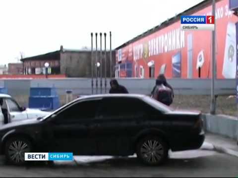 В Красноярске задержали