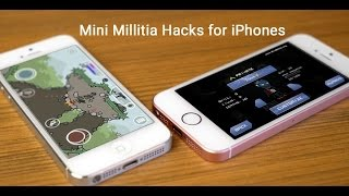 How To Hack Mini Militia Game In IOS 9.3.2 Without Jailbraking